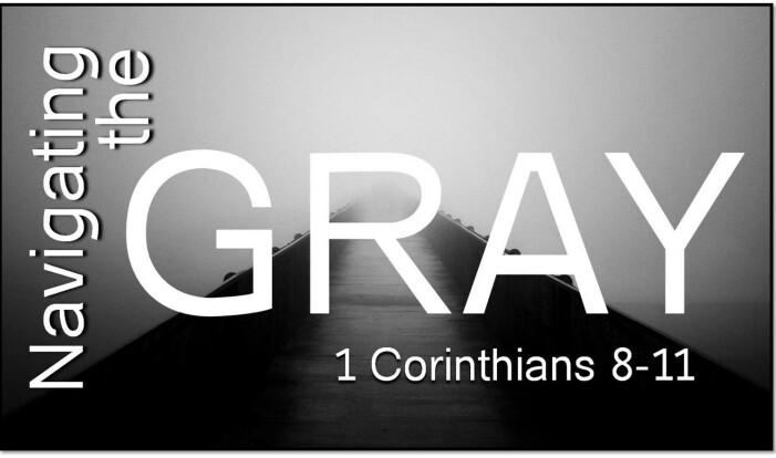 Navigating The Gray