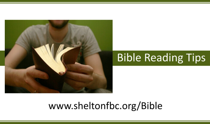 How To Read The Bible - Pastor Jake Magee