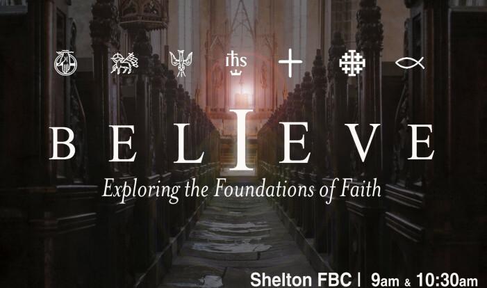 I BELIEVE - Sundays 9:00 AM