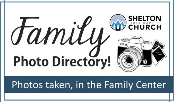 FBC Photo Directory!  - Sundays 9:00 AM