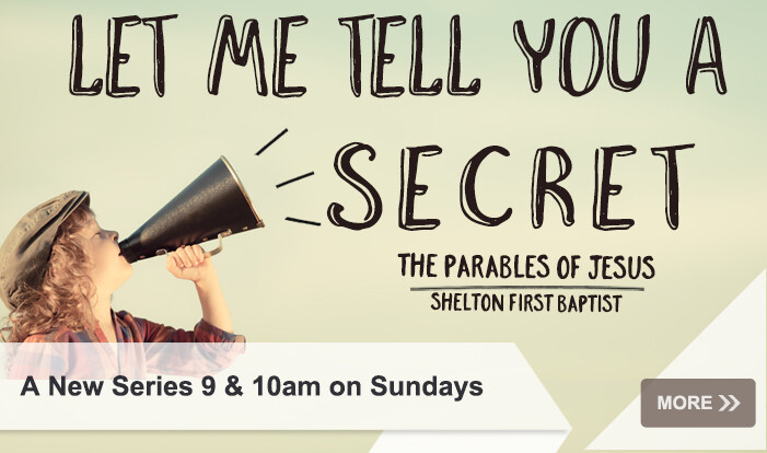Parables of Jesus - Sundays 9:00 AM