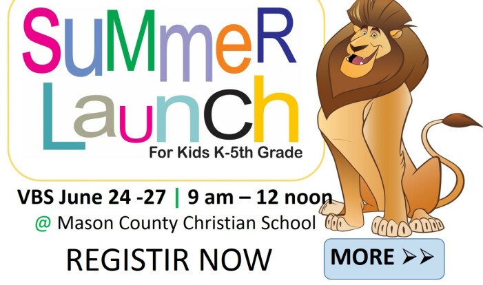 VBS SUMMER LAUNCH