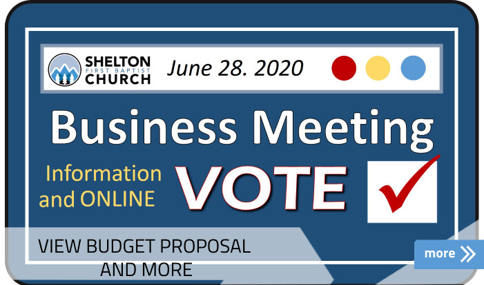 2020.21 Annual Business Meeting of FBC