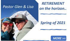 Pastor Glen - FBC Retirement