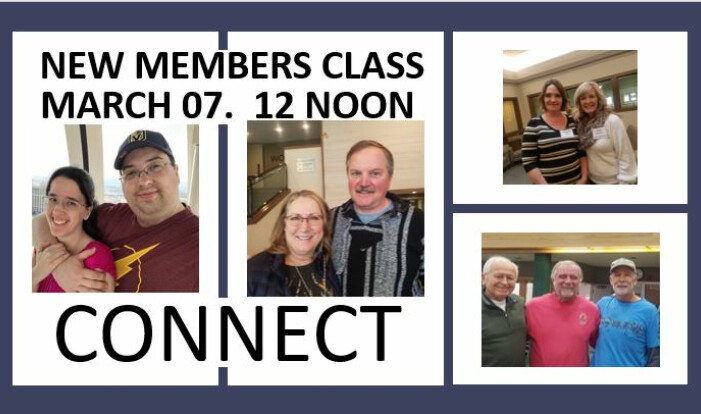 Connect Membership CLass
